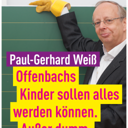 Plakate FDP Offenbach
